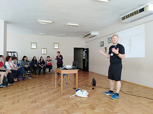 Workshop zu Trainingsmethoden HP