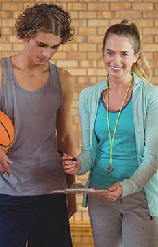 Berufliches Gymnasium bietet Sport-LK an